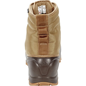 The North Face Tsumoru Boots Men Utility Brown/Demitasse Brown